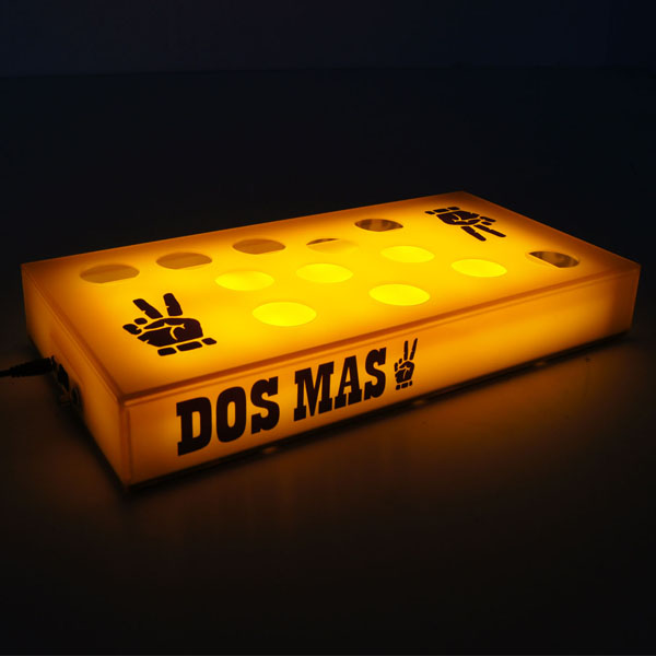 DOS MAS Led Tablett light up