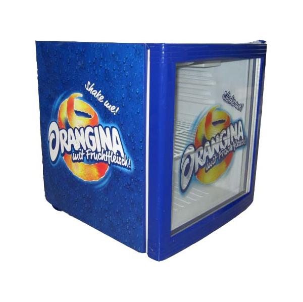 Orangina Cube
