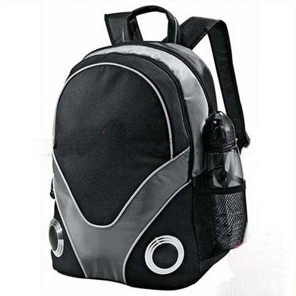 Rucksack mit Lautsprecher