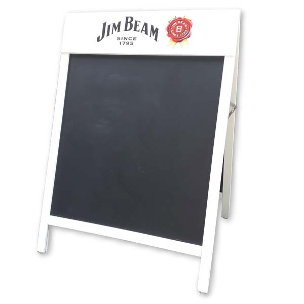 Jim Beam A-Stand