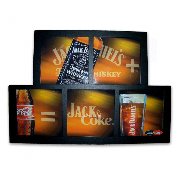 Jack Coke Display