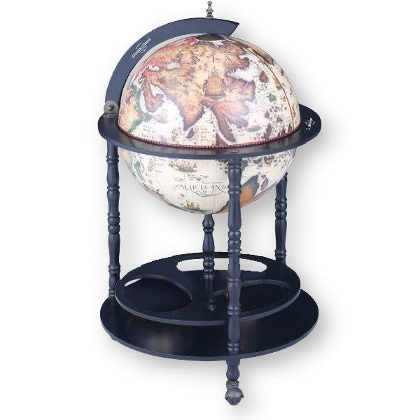 Jim Beam Globe Bar 1