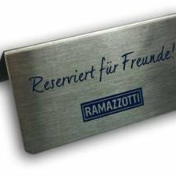 Rama Reserviert Schild -12.646