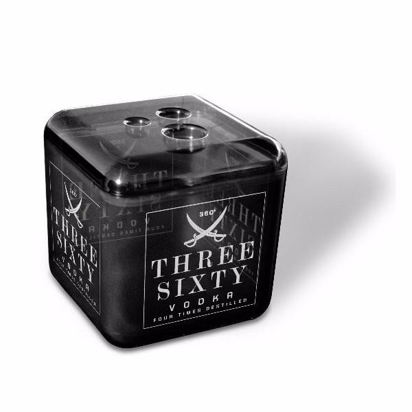 4 Ice box cube