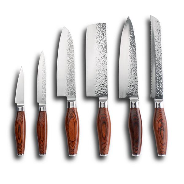 4 Knives set