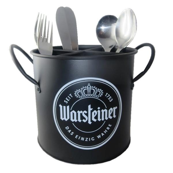 5 cutlery metal bucket