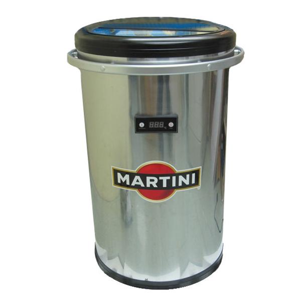 5 tin cooler